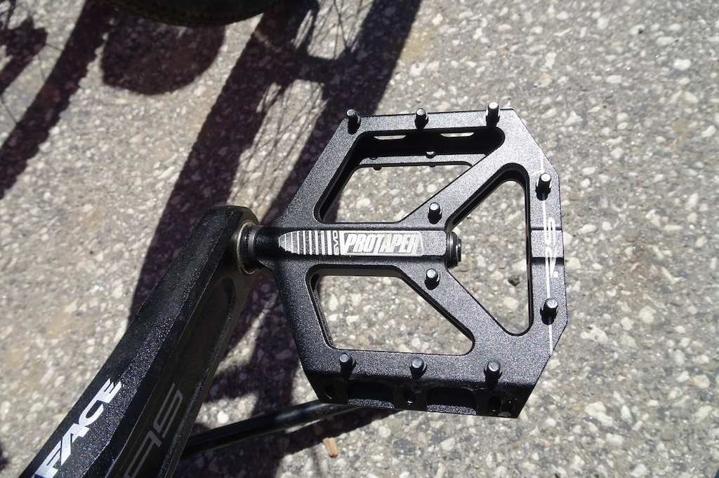 ProTaper flat pedal.