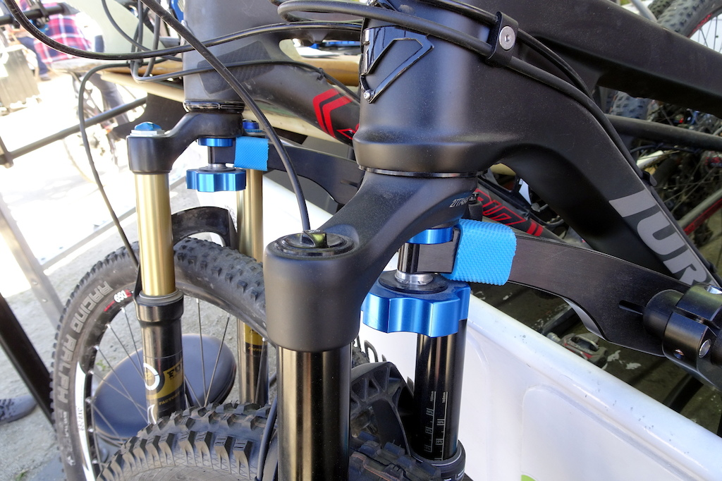 Exodux racks can be configured for as many bikes as the width of your truck can handle.