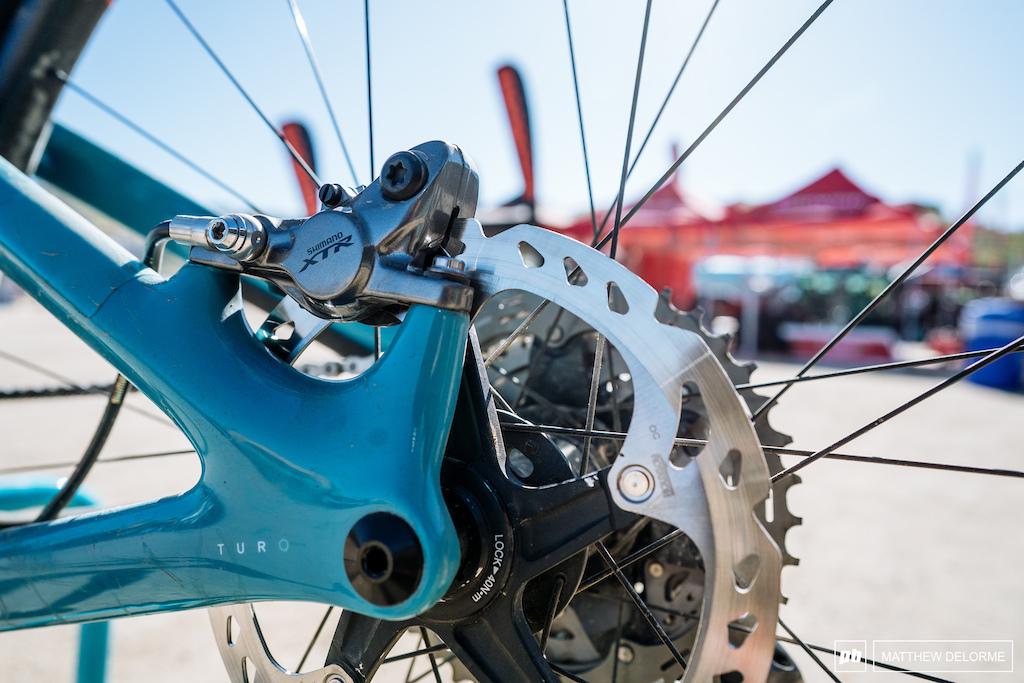 Sea Otter Classic XC bikes 2018