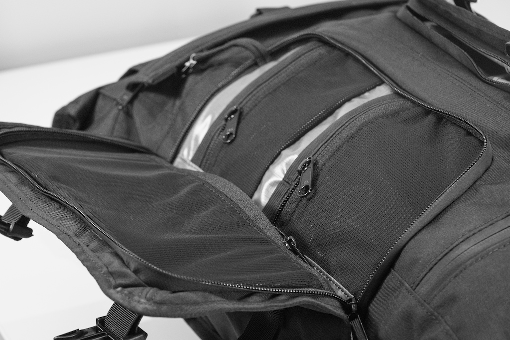 The Rhake bag Mission Workshop
