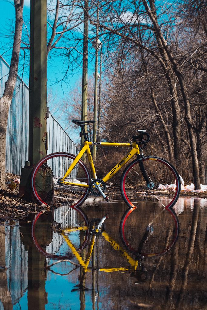 Javelin Vigorelli track bike