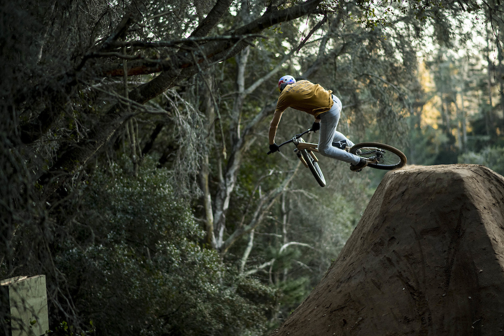 Brandon Semenuk Gallery. Photo: Brandon Semenuk