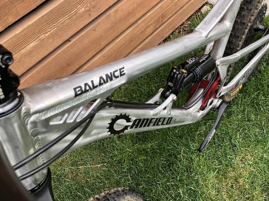 2017 Canfield Balance GX Eagle SRAM Wheels