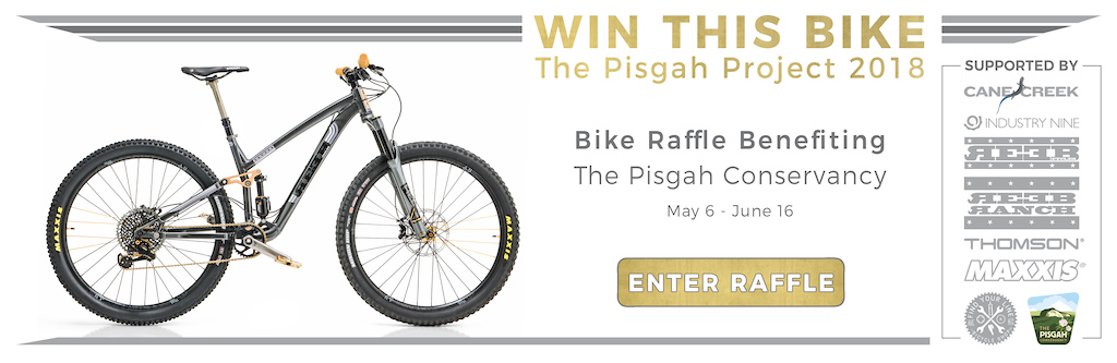 REEB Sqweeb 29 - Pisgah Project Raffle Bike 2018