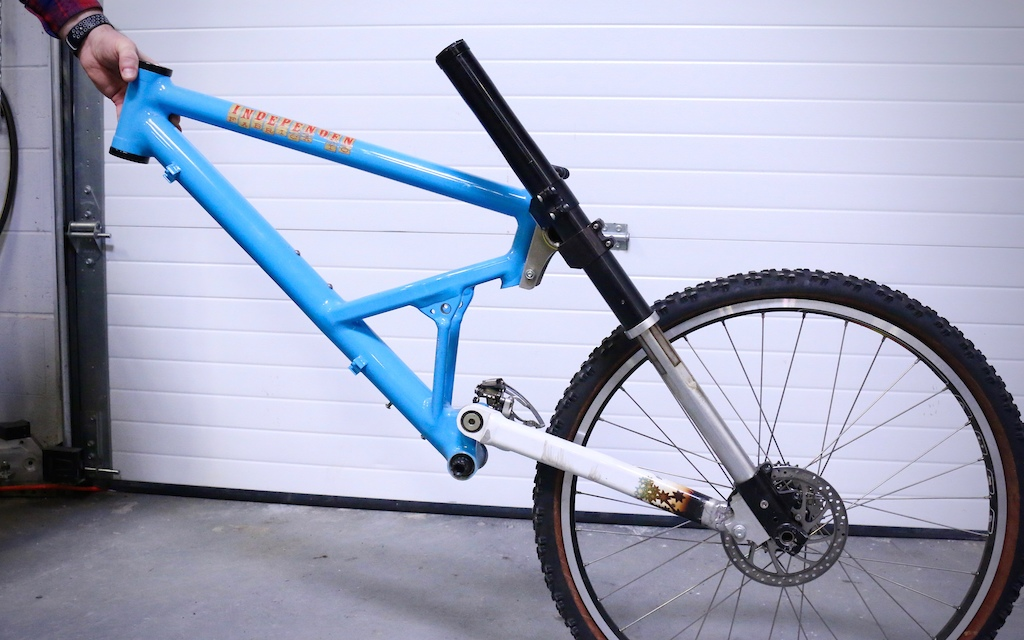 Old prototype Cannondale