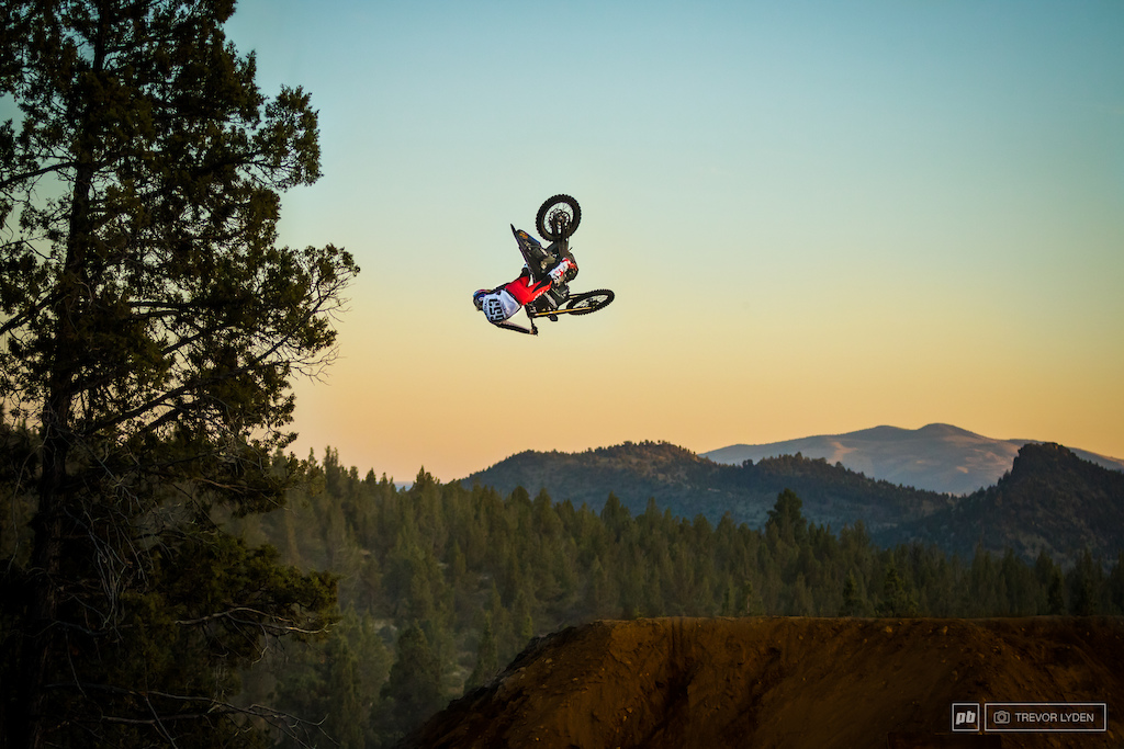 Moto legend Tyler Bereman is a major inspiration for a lot of the riders.  Hard to tell why...