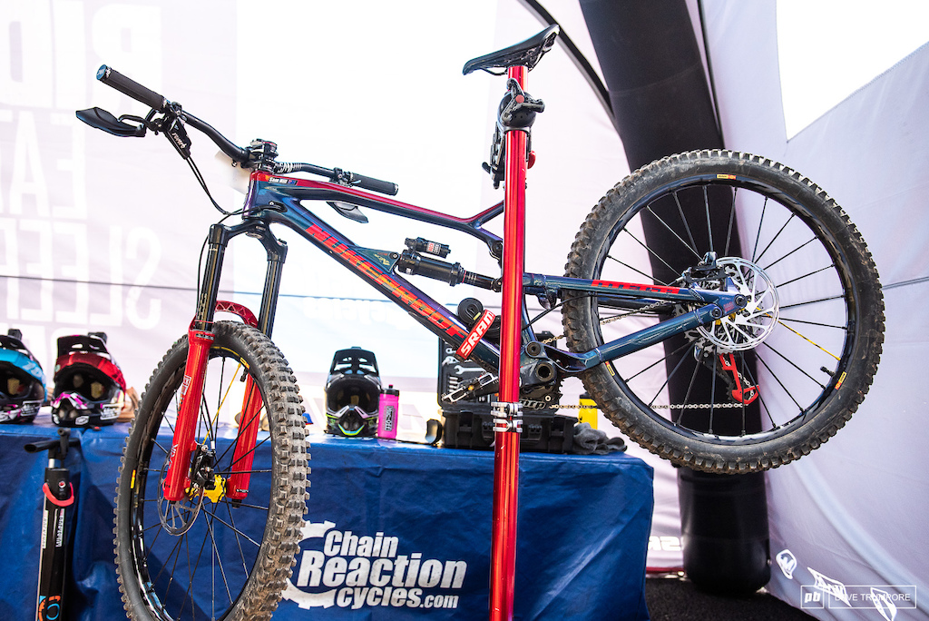 Sam Hill's Nukeproff is undefeated in 2018.