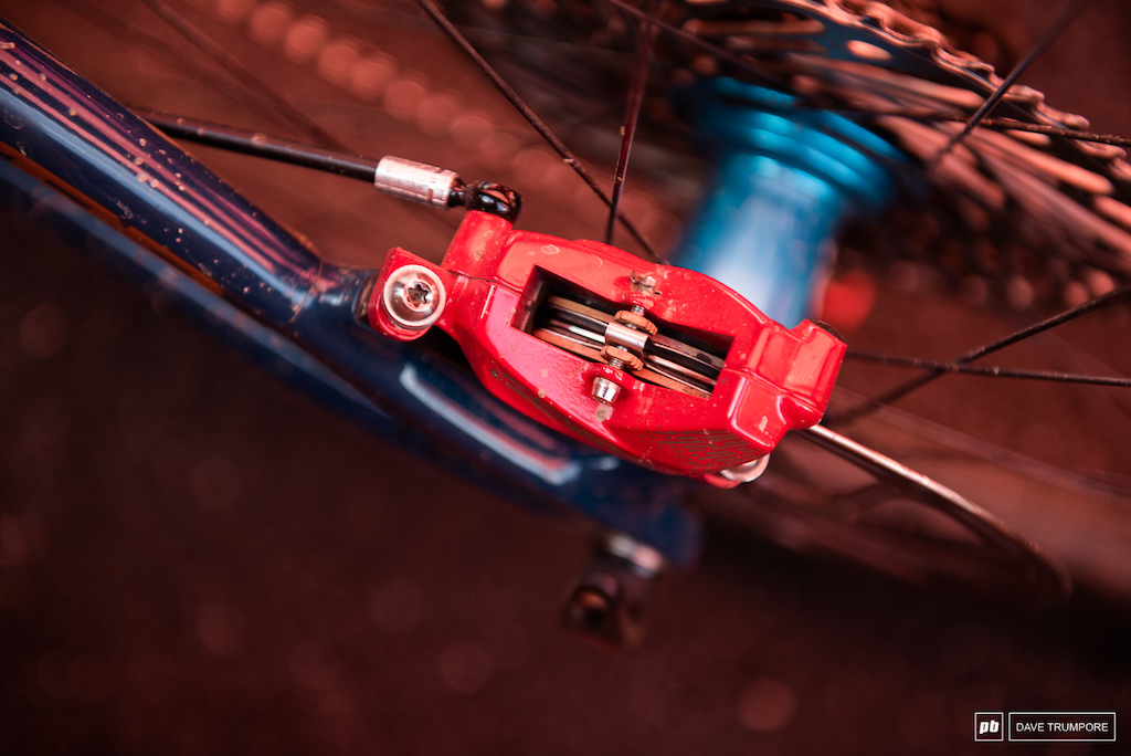 Lots of colorful Guide calipers have been showing up on riders bikes this week.