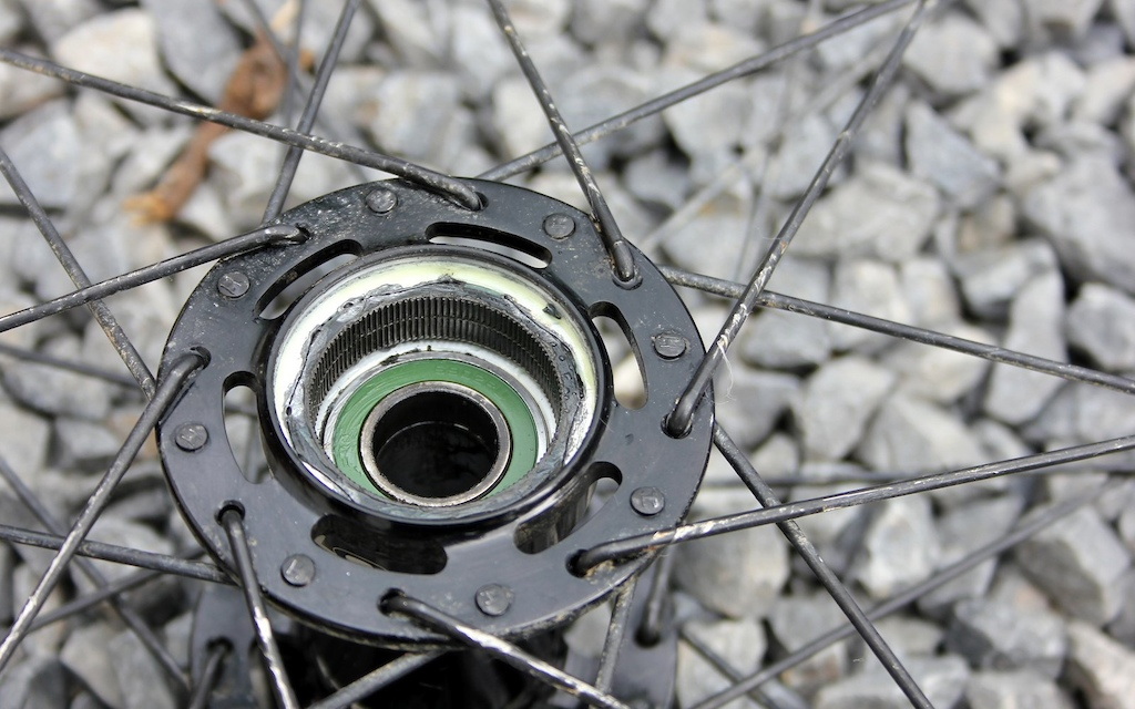 Halo Vortex Wheelset Review - SupaDrive freehub system