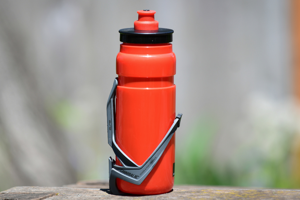 Elite Cannibal XC and Fly bottle