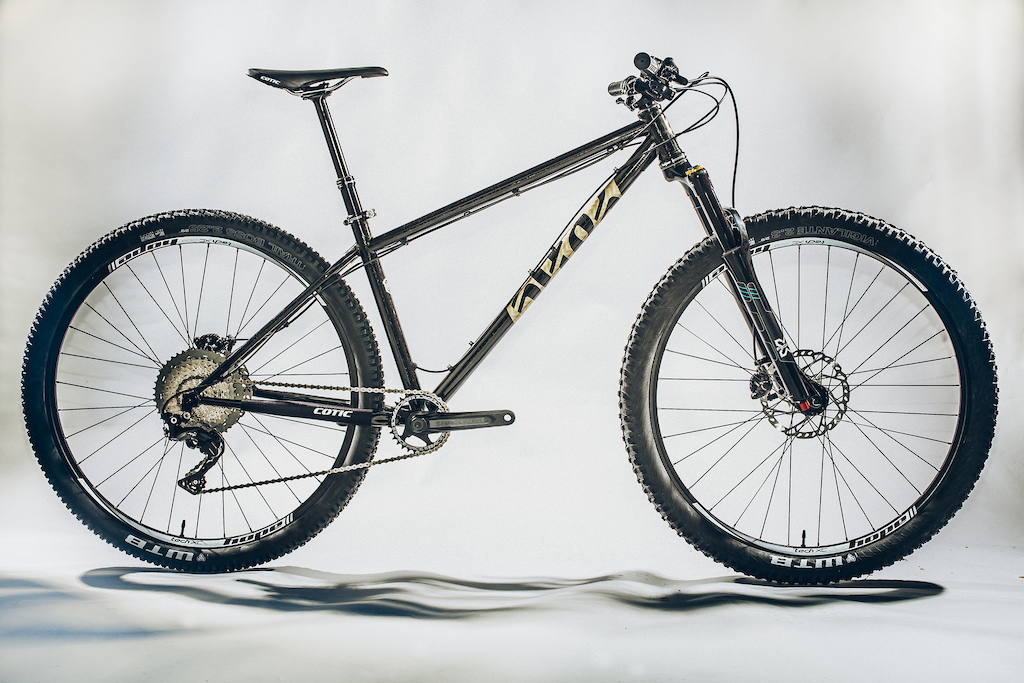 Cotic Launches SolarisMAX Steel 29er Hardtail