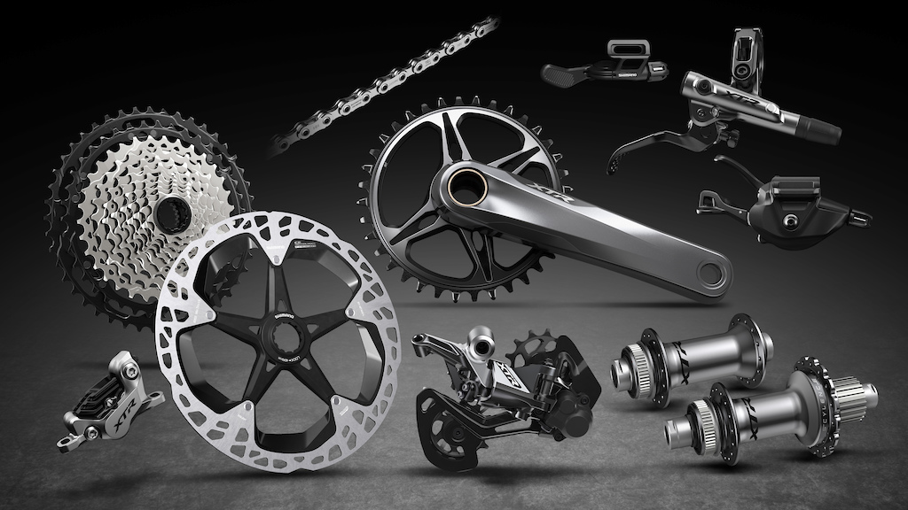 ac7d855bed7 Even though Shimano announced the details of their new XTR gruppo eight  months ago, it still hasn't officially hit the market. Yes, some of the  components ...