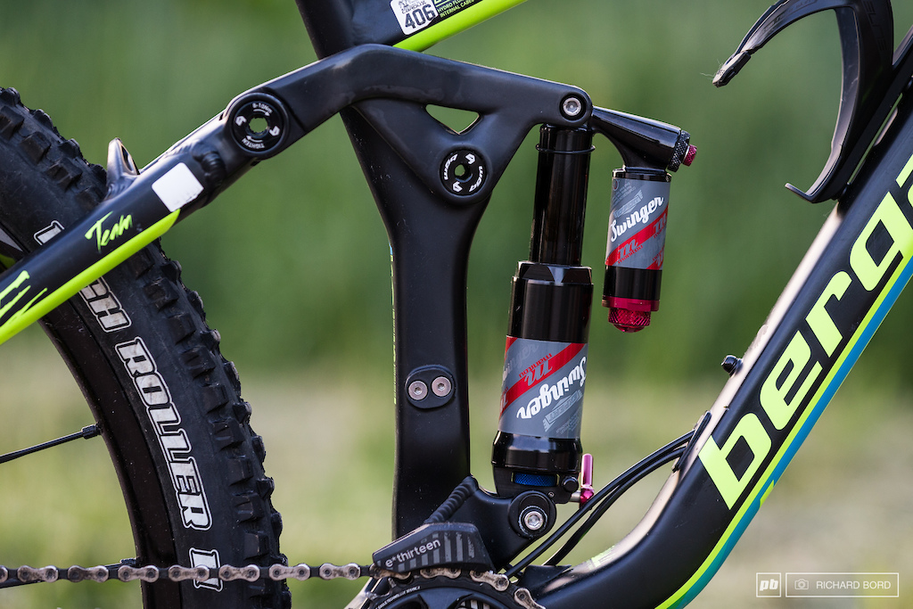 French Enduro Series bike check