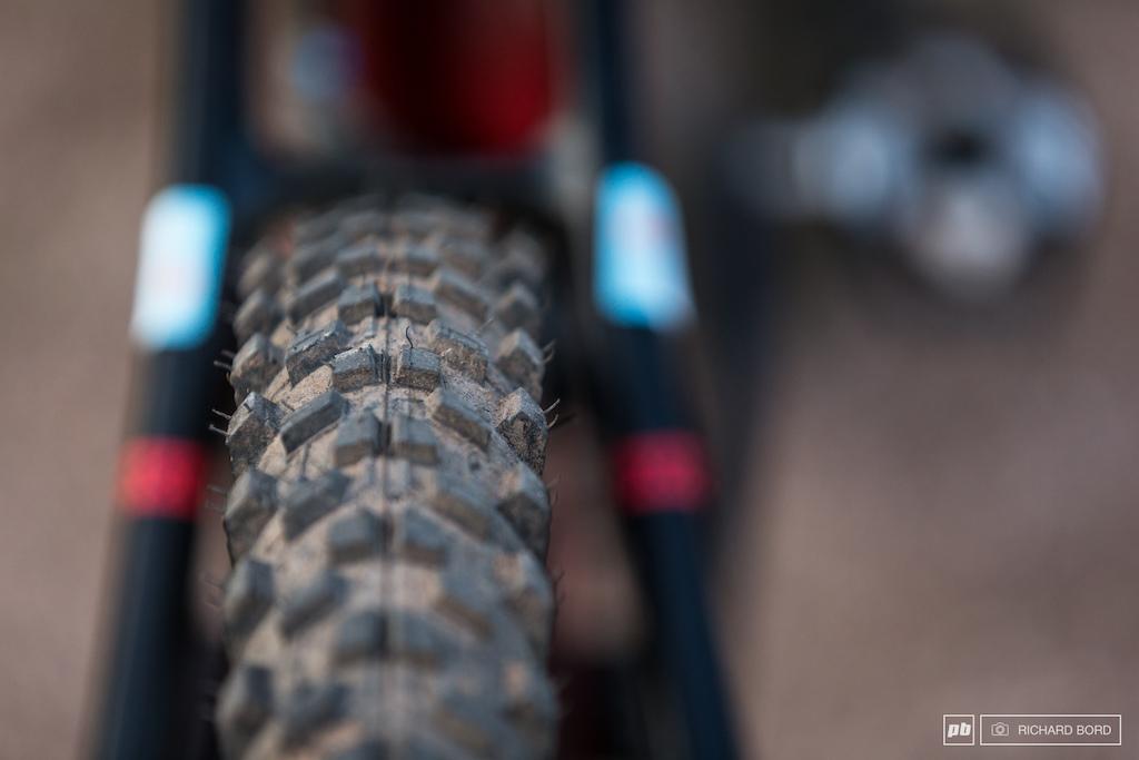 French Enduro Series bike check