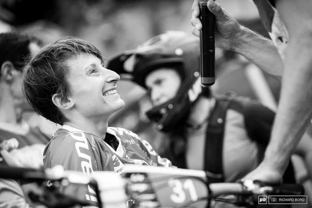 Melanie Pugin continues her Enduro quest with another win in France. Her goal is to compete soon with the best female riders during the EWS and we have no doubt about it.