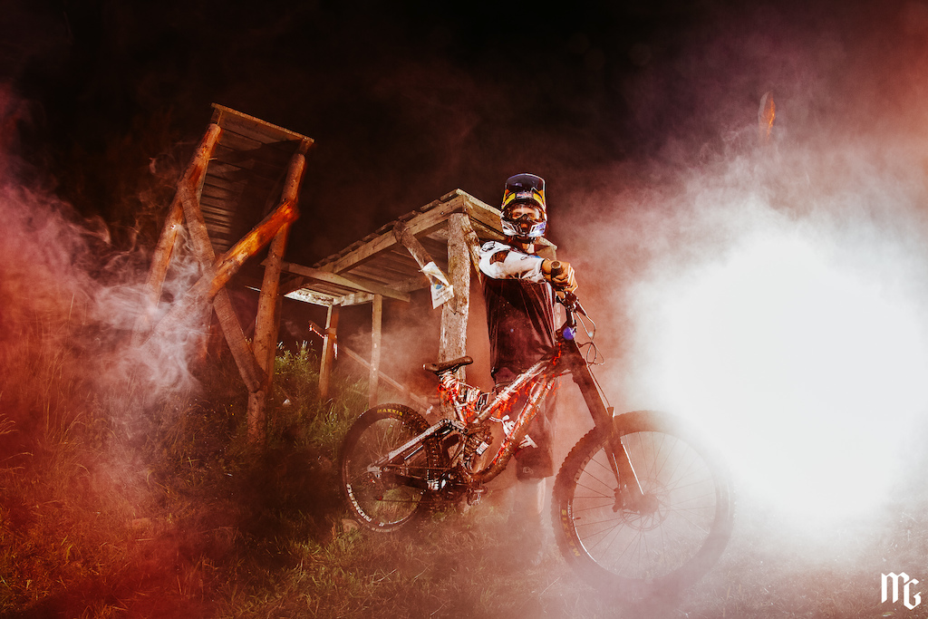 Night fotoshooting with Szymon, @Joyride 2018