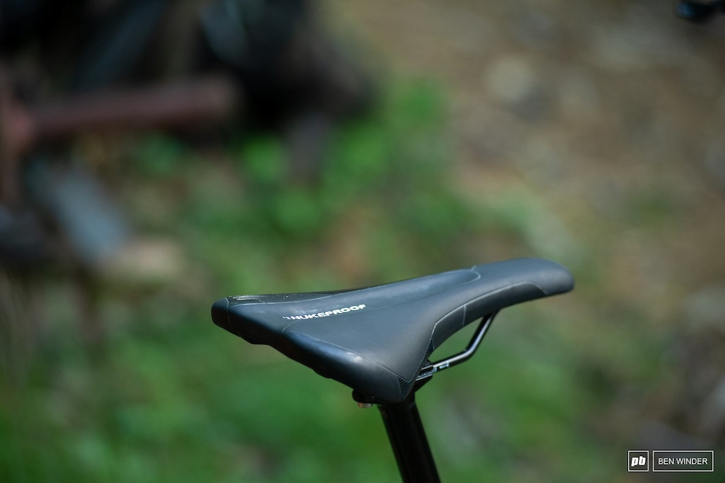 Nukeproof saddle