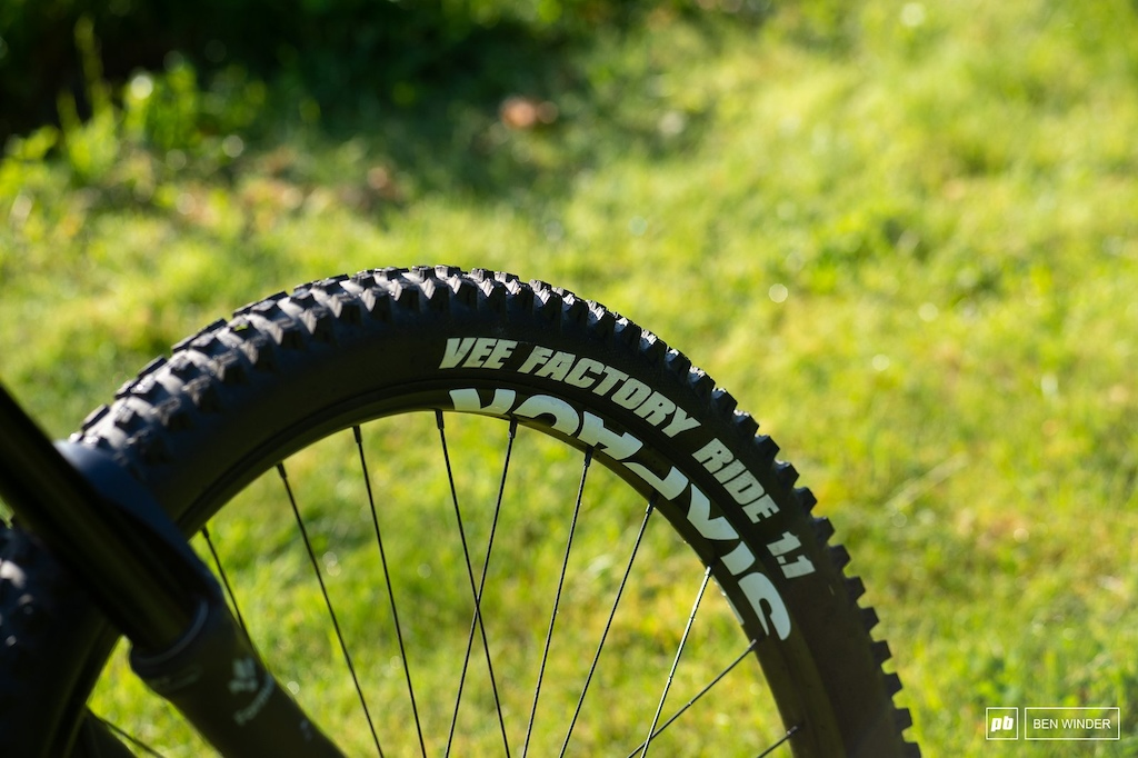 Phil uses Vee Rubber Factory tires