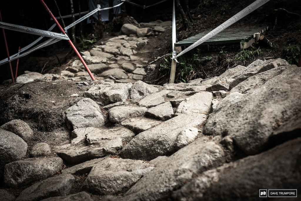 Perhaps Fort William didn t like it when we said Croatia was the rockiest World Cup of the season.