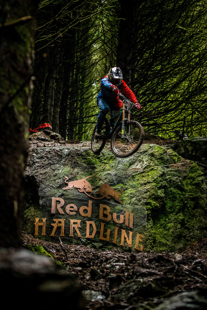 Brage Vestavik performs at Red Bull Hardline in Wales UK on September 24 2017 Boris Beyer Red Bull Content Pool AP-1TBA3MA9H2111 Usage for editorial use only Please go to www.redbullcontentpool.com for further information.
