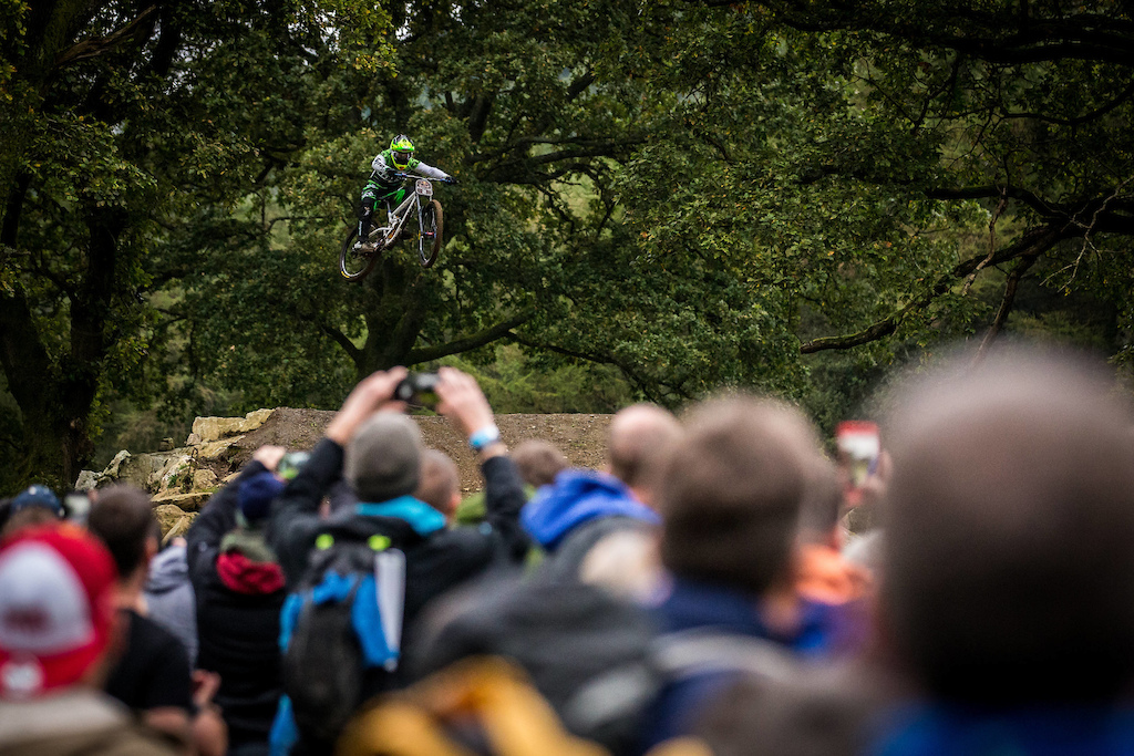 Adam Brayton performs at Red Bull Hardline in Wales UK on September 24 2017 Boris Beyer Red Bull Content Pool AP-1TBA3RQB52111 Usage for editorial use only Please go to www.redbullcontentpool.com for further information.