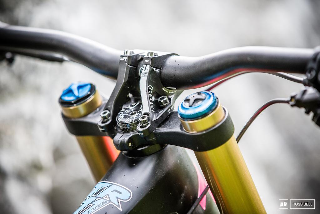 Tahnee Seagrave Winning Bike