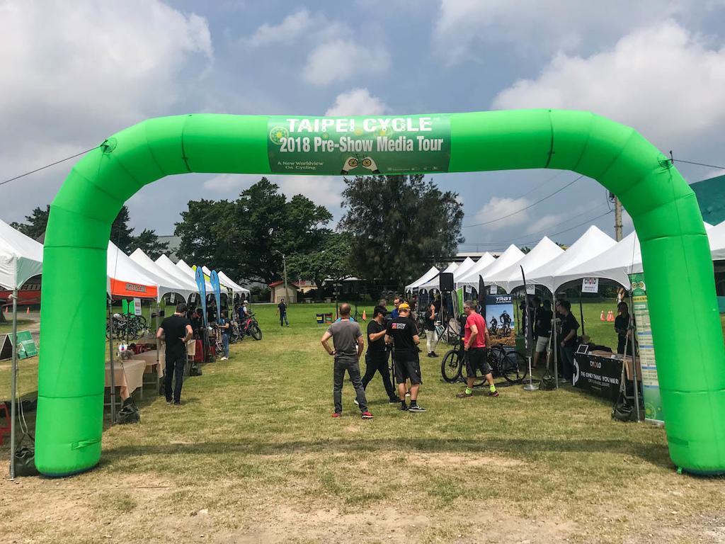Taipei Cycle Pre-Show 2018