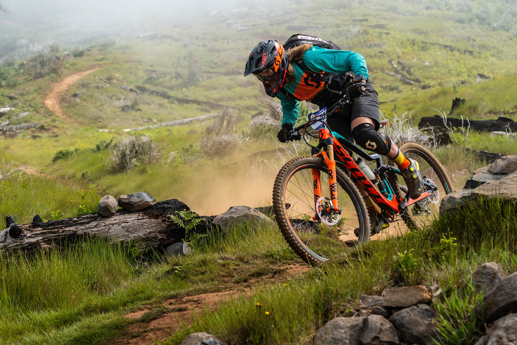 Images from day one of the 2018 Trans Madeira. Images by Simon Neiborak