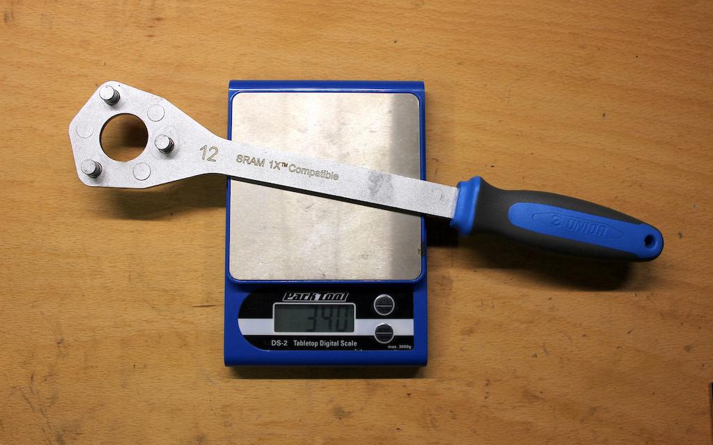 Unior Cassette Tool