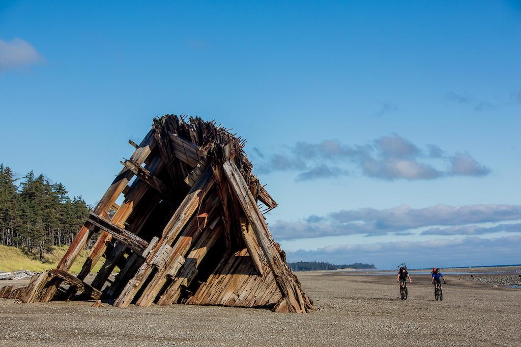 The Foodless Odyssey on Haida Gwaii