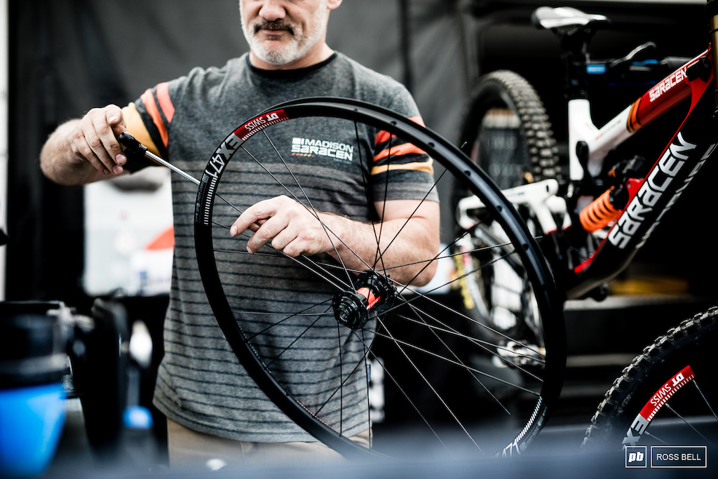 Leogang should be a lot kinder to wheels and tires than the first two rounds in Croatia and Fort William.