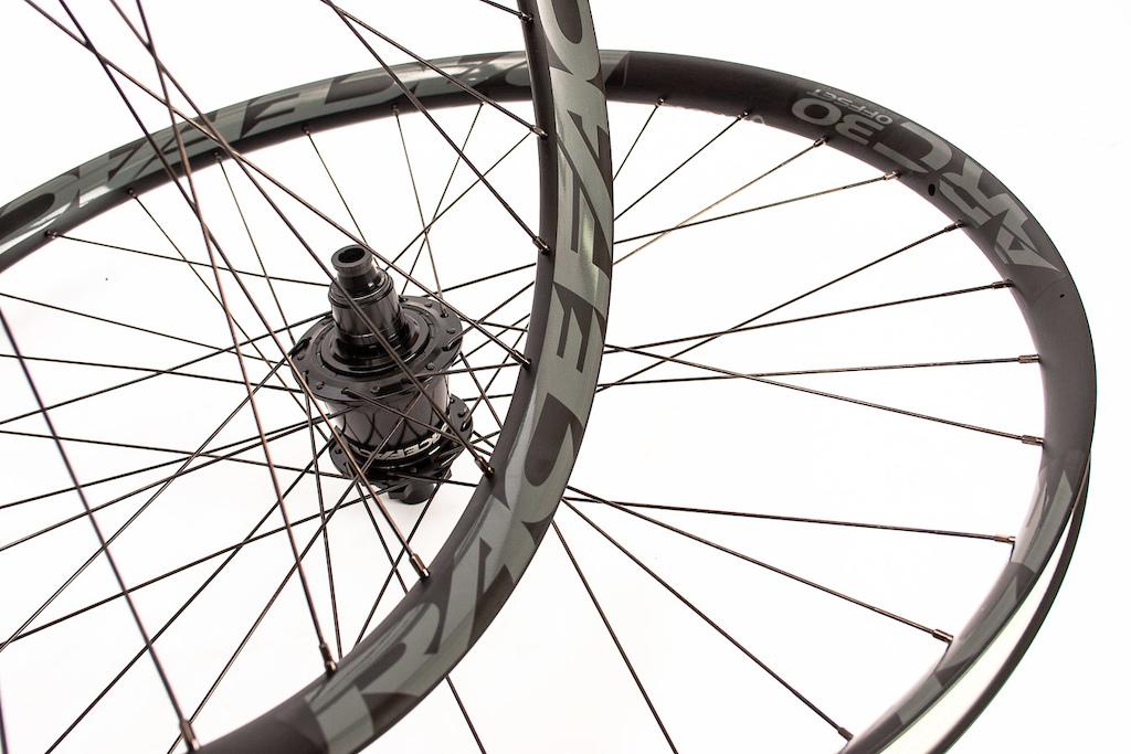 Jones Precision Wheels - ARC 30 Offset on Vault J Bend Hubs
