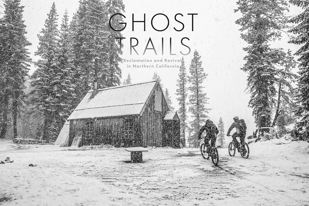 Ghost Trails from Freehub Magazine Issue 9.1