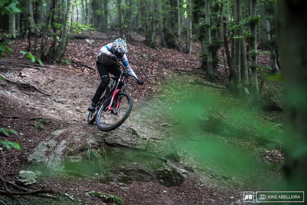 Norco Aurum HSP Review - riding