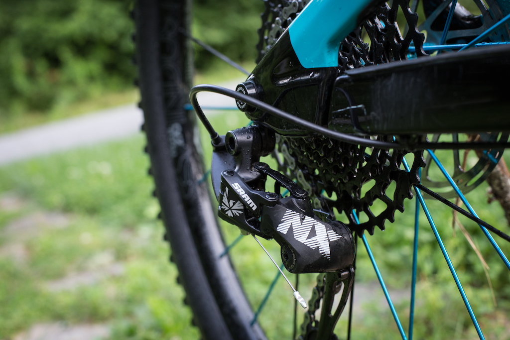 1a28ca47e1f Review: NX Eagle - SRAM's New Affordable 12-Speed Drivetrain - Pinkbike