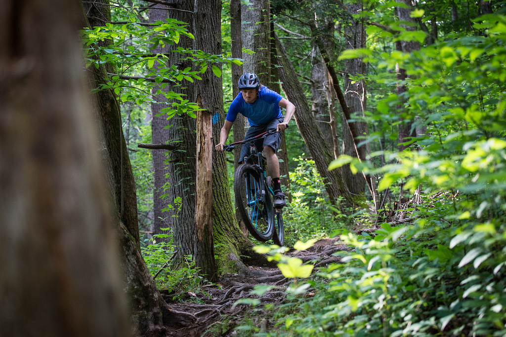 Review X-Fusion Trace 36 HLR Fork