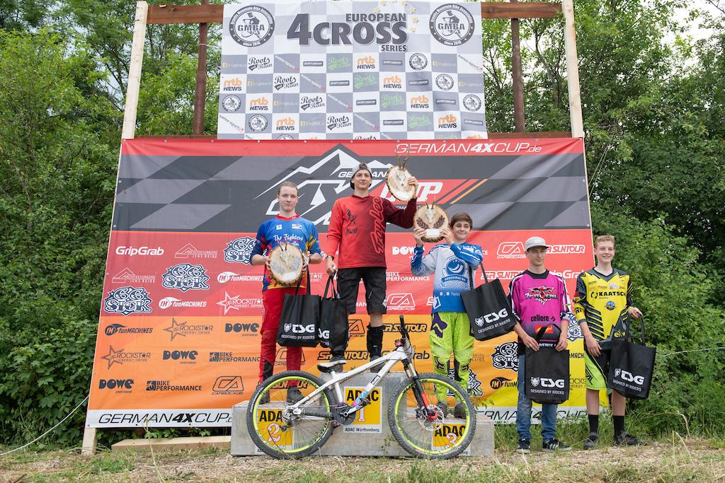 Podium juniors U17 Copyright Trix von Allmen trixpics.ch