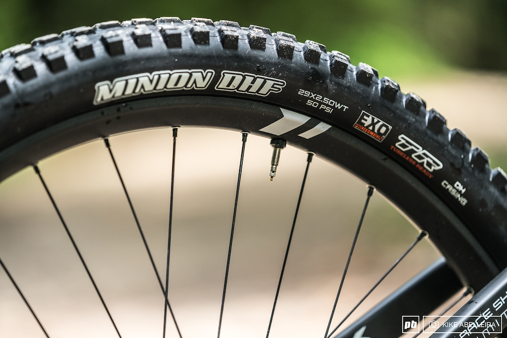Trek Session 9.9 Review - Minion DHF
