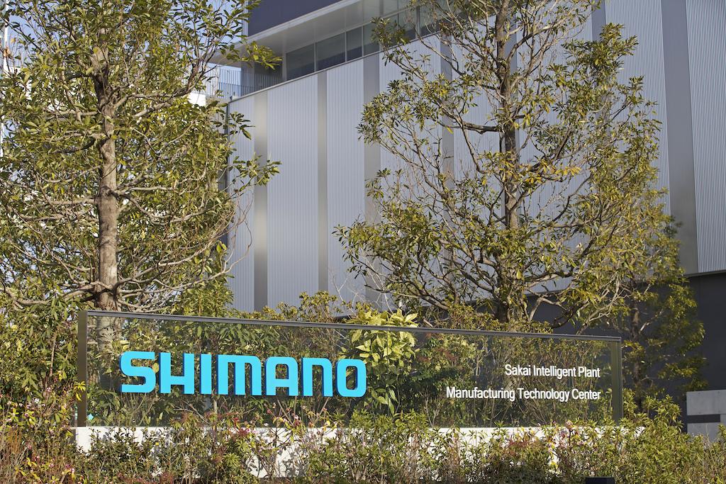 Shimano factory visit 2018