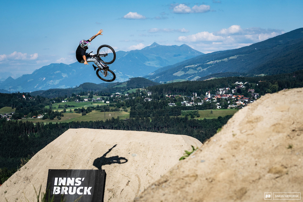 """Tomeas Lemoine had a very busy weekend. But all this effort paid off handsomely. He repeated his success in Speed'n""""Style, however he wasn't able to keep or improve on his position from last year in slopestyle. Yet, he missed the podium by one spot only..."""