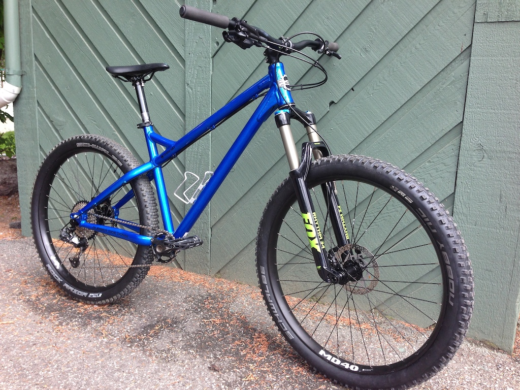 New budget hardtail