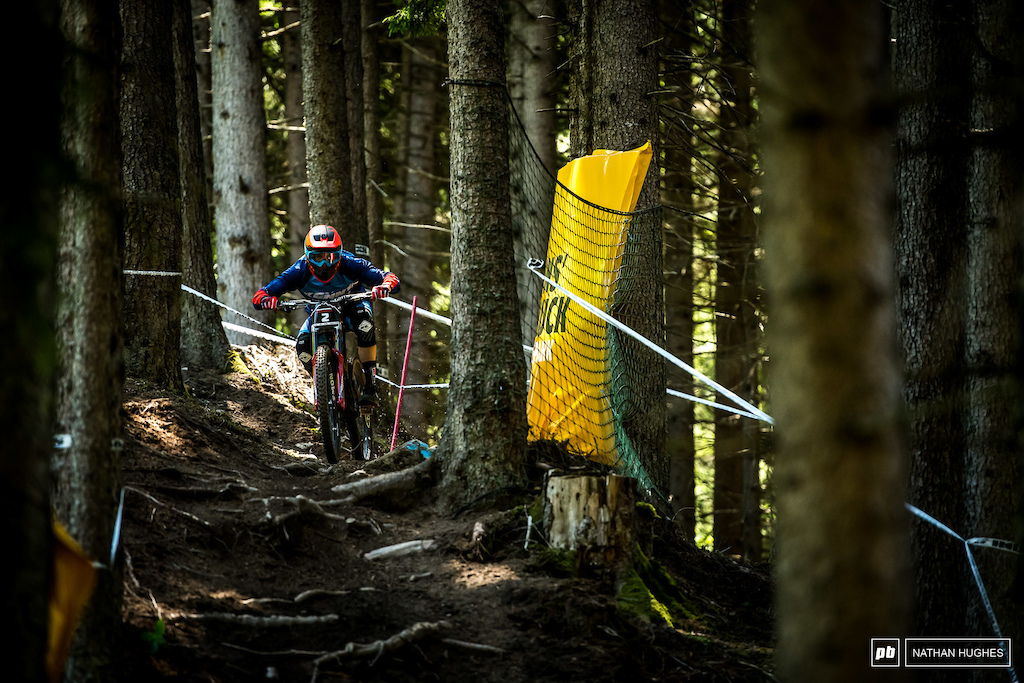 Sam Blenkinsop keeps on banging out the sickest of runs... still not quite the quickest but it feels like he s going to get there any race now.