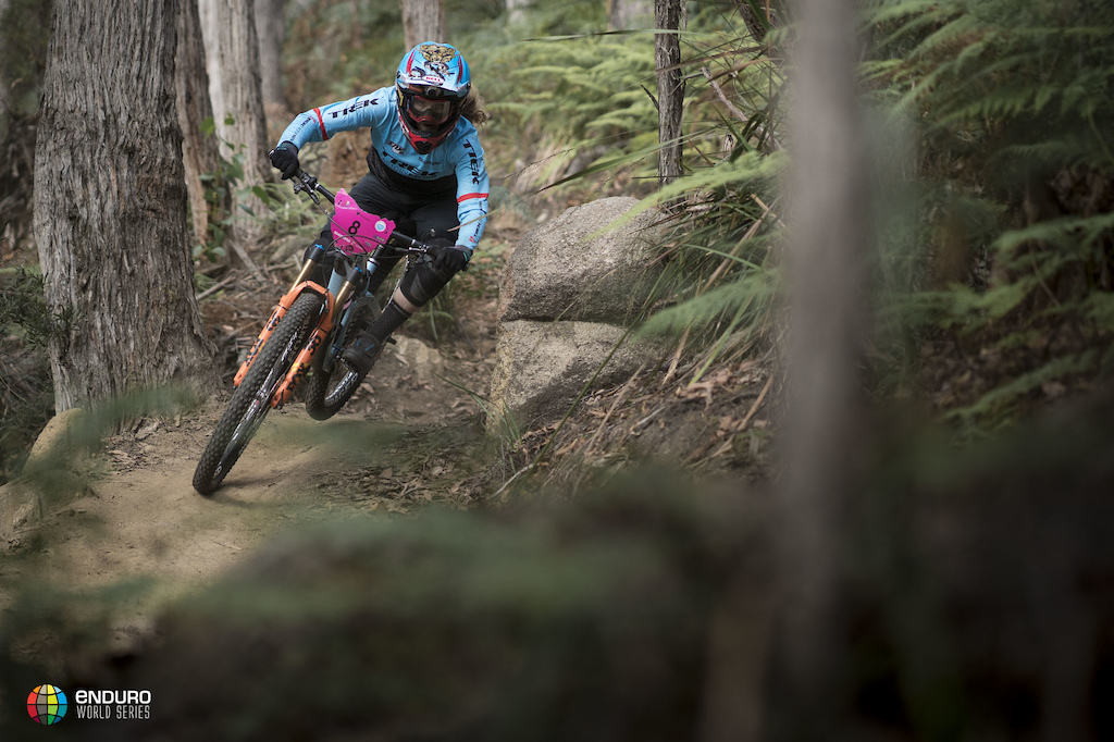 The series kicks off on the iconic trails of Derby Tasmania in November.