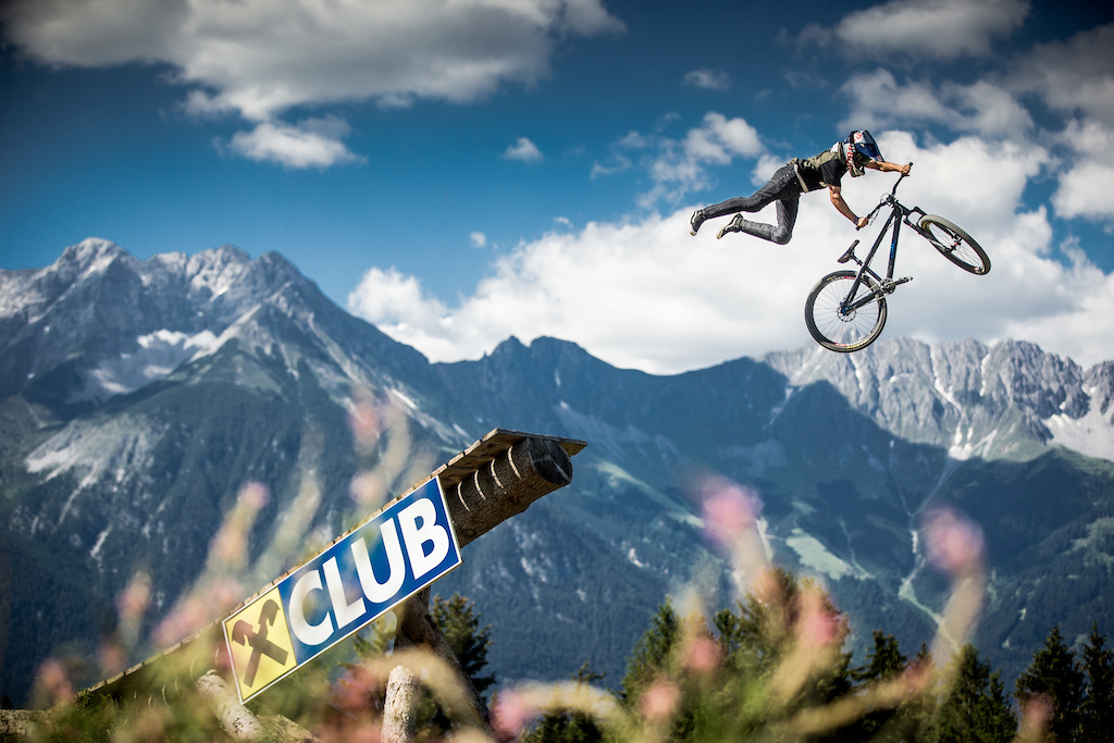 Double tails / Crankwrox Slopestyle