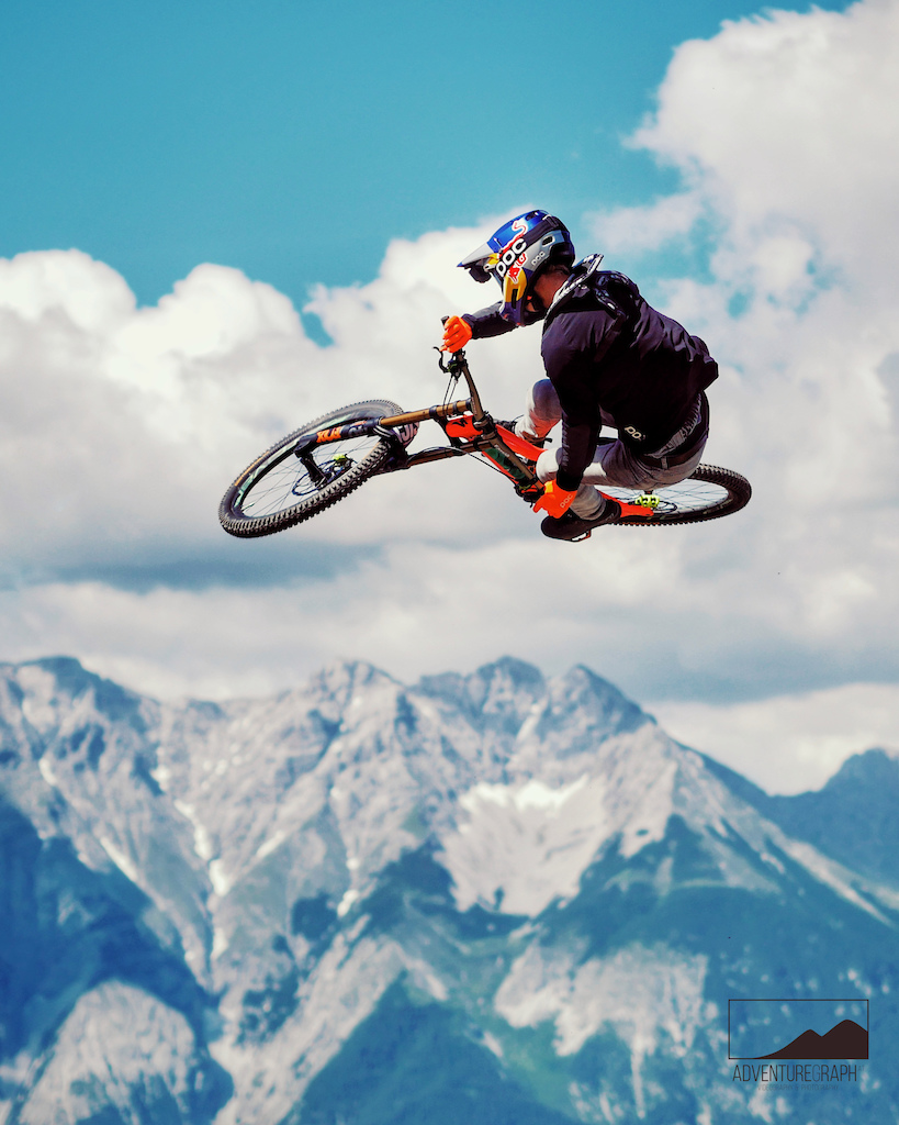 Fabio at Whip-Off Crankworx Innsbruck 2018