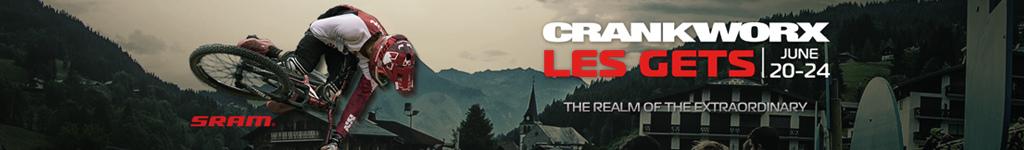 Crankworx Les Gets 2018