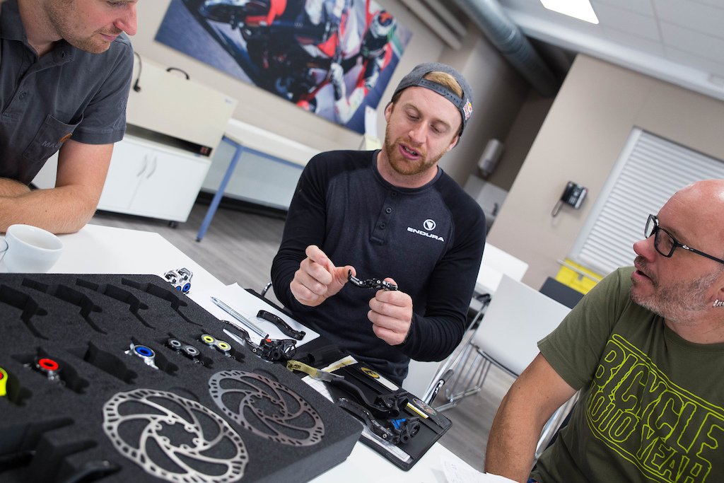 Danny MacAskill and his HC3 lever