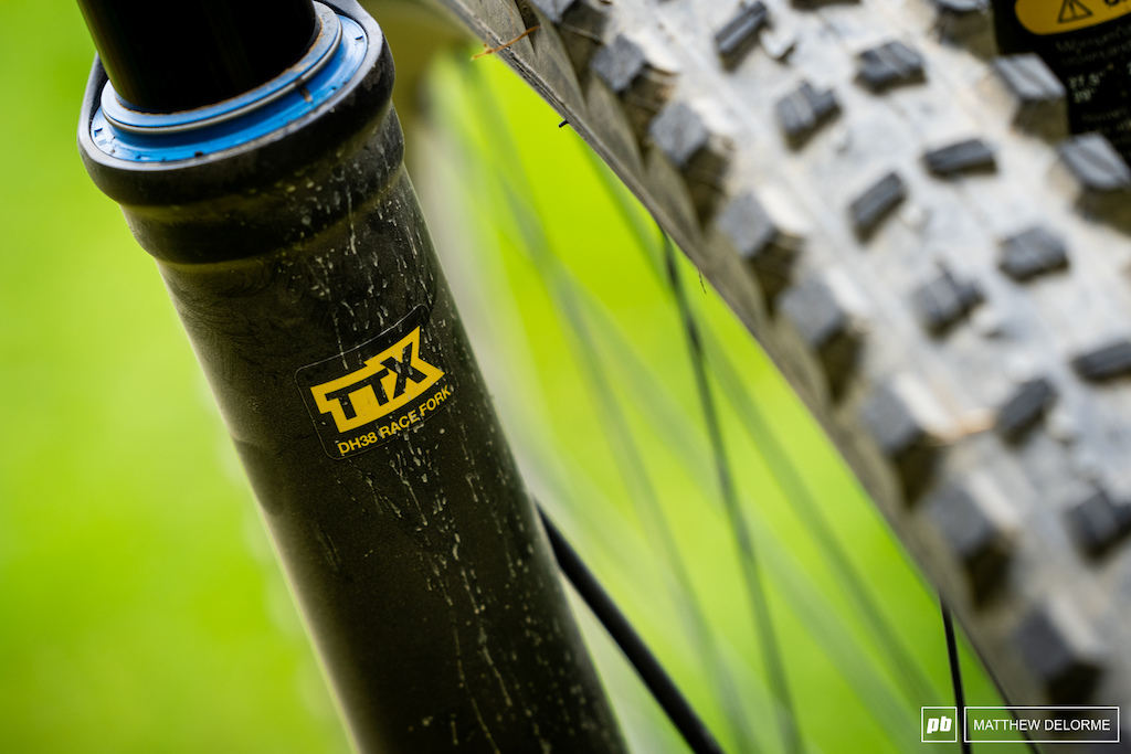 f82debe5547 First Ride: Öhlins Downhill Race Fork - Pinkbike