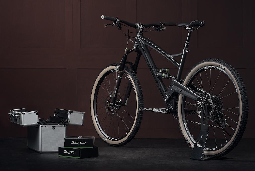 Studio Bike Shot