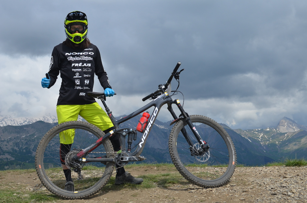 Yannick Pontal 7th overall that Norco really fits him well